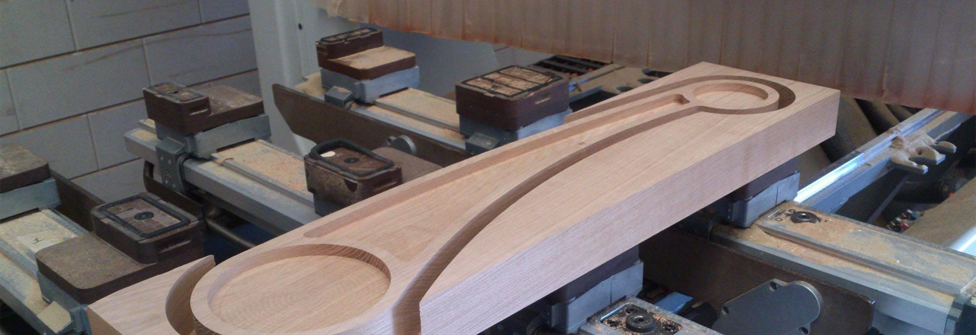 Wonderbaarlijk De CNC bewerker in hout en plaat! | Madera B.V. ET-25